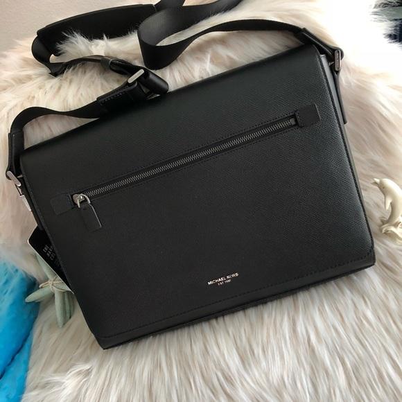 2c1820a121aa Michael Kors Bags | Large Messenger Bag | Poshmark